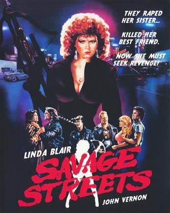 Savage Streets (1984) (Uncut, Edizione Limitata)