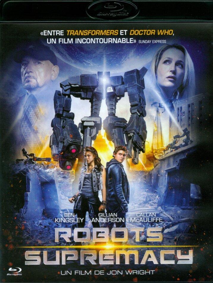 Robots Supremacy (2014)