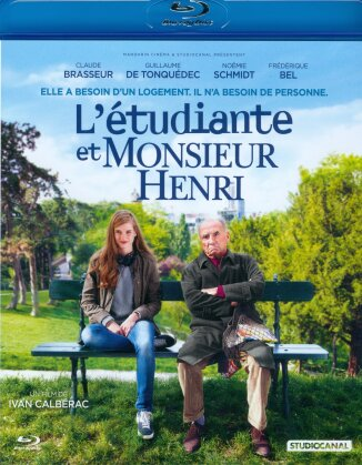 L'étudiante et Monsieur Henri (2015)