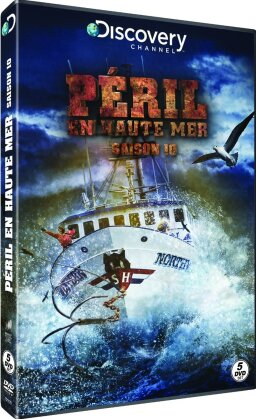 Péril en haute mer - Saison 10 (Discovery Channel, 5 DVD)