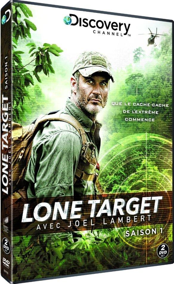 Lone Target avec Joel Lambert - Saison 1 (Discovery Channel, 2 DVDs)