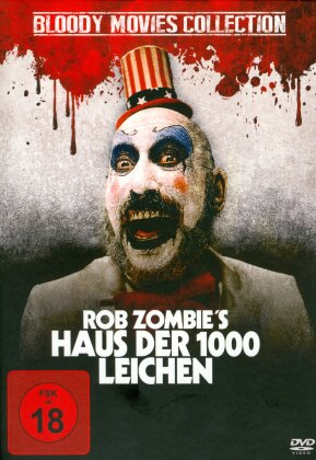 Haus der 1000 Leichen (2003) (Bloody Movies Collection)
