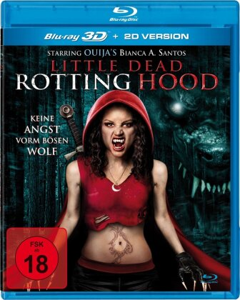 Little Dead Rotting Hood (2016) (Uncut)