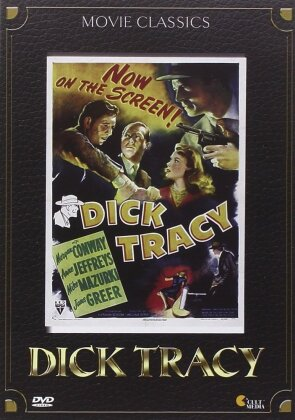 Dick Tracy (1945) (s/w)