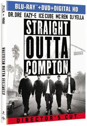 Straight Outta Compton (2015) (Blu-ray + DVD)