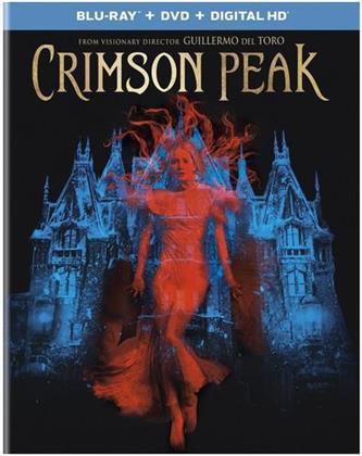 Crimson Peak (2015) (Blu-ray + DVD)