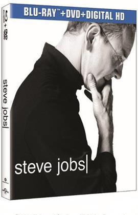 Steve Jobs (2015) (Blu-ray + DVD)