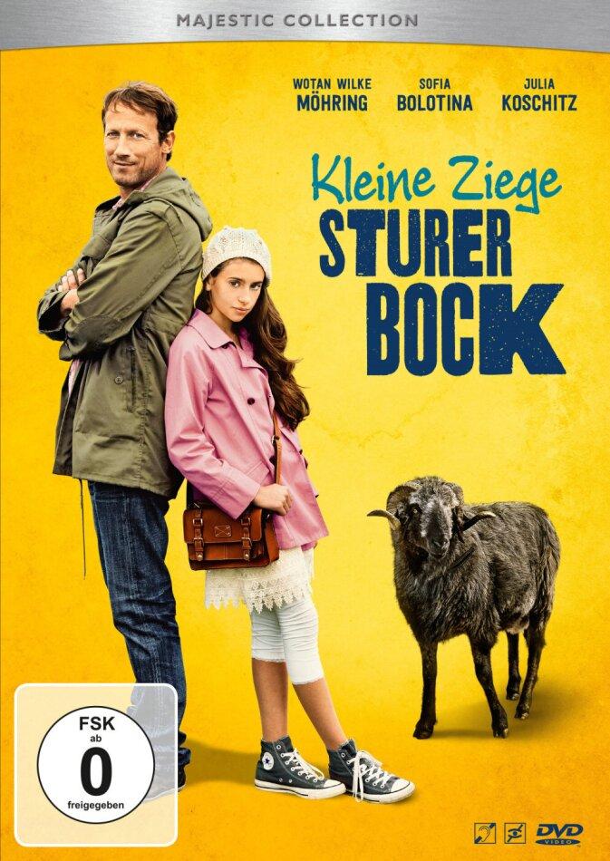 Kleine Ziege, sturer Bock (Majestic Collection)