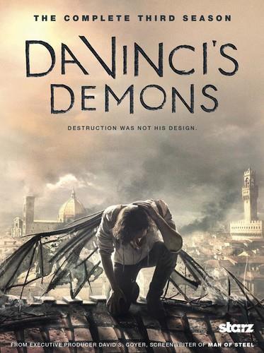 Da Vinci's Demons - Season 3 (3 DVDs)