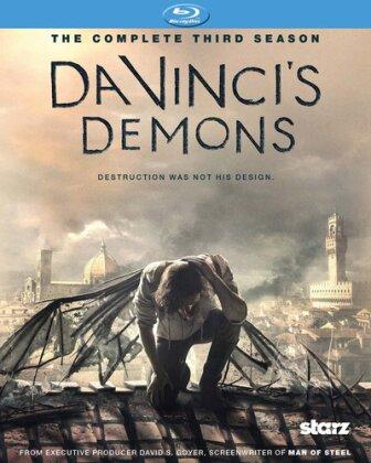 Da Vinci's Demons - Season 3 (3 Blu-rays)