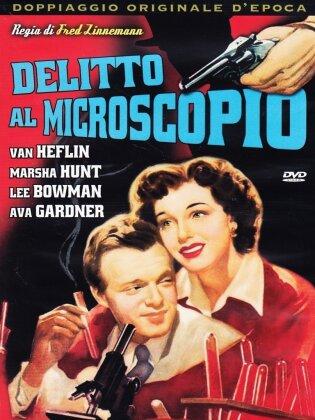 Delitto al microscopio (1942)