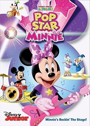 Mickey Mouse Clubhouse - Pop Star Minnie