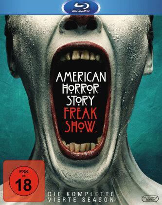 American Horror Story - Freak Show - Staffel 4 (3 Blu-rays)