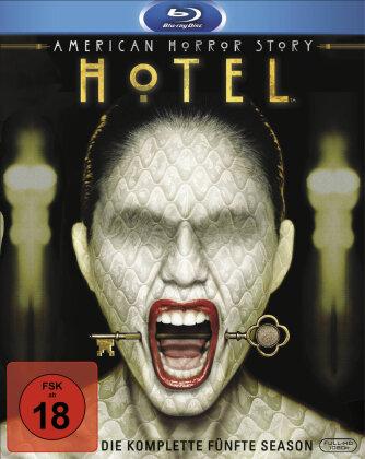 American Horror Story - Hotel - Staffel 5 (3 Blu-rays)