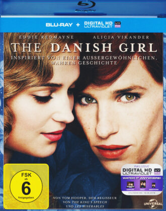The Danish Girl (2015)