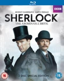 Sherlock - The Abominable Bride (2016) (BBC, Special Edition, 2 Blu-rays)