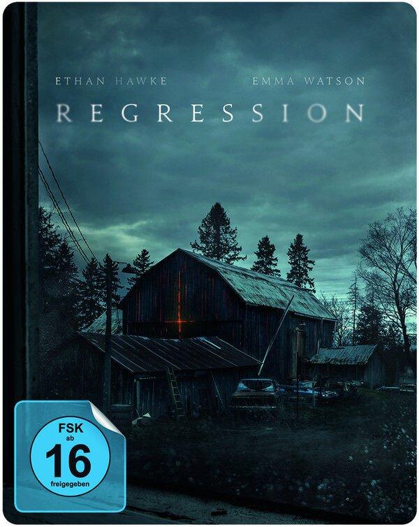 Regression (2015) (Steelbook)