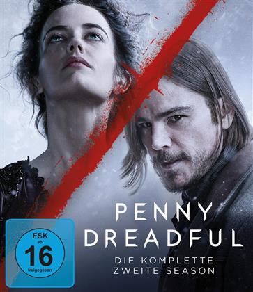 Penny Dreadful - Staffel 2 (4 Blu-rays)