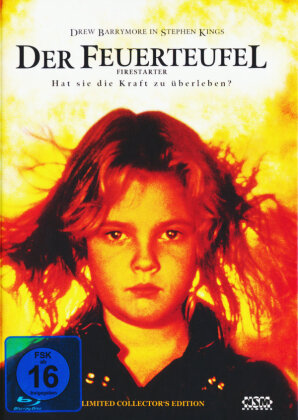 Der Feuerteufel (1984) (Cover A, Limited Collector's Edition, Mediabook, Blu-ray + DVD)