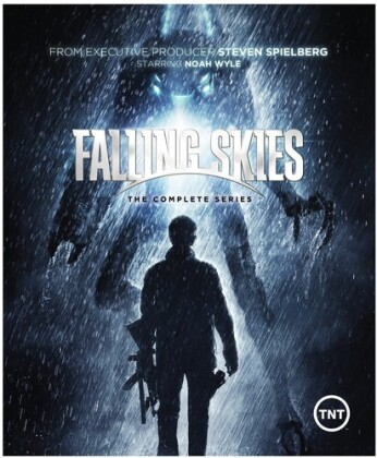 Falling Skies - The Complete Series (Box, 15 DVDs)