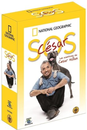 National Geographic - SOS César (2014) (3 DVDs)