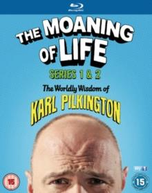 The Moaning of Life - The Worldly Wisdom of Karl Pilkington - Series 1 & 2 (4 Blu-rays)