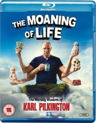 The moaning of life (2 Blu-rays)
