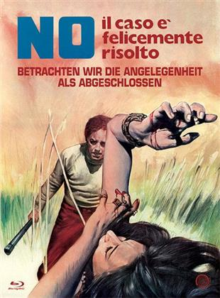 No, il caso e'felicemente risolto - Betrachten wir die Angelegenheit als abgeschlossen (1973) (Italian Genre Cinema Collection, Uncut, Digibook, Director's Cut, Limited Edition)