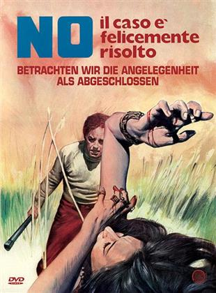 No il caso è felicemente risolto - Betrachten wir die Angelegenheit als abgeschlossen (1973) (Italian Genre Cinema Collection, Digibook, Director's Cut, Uncut, Edizione Limitata)