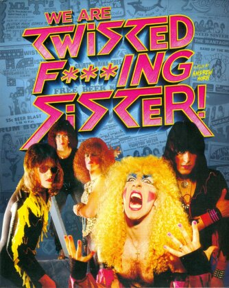 Twisted Sister - We Are Twisted Fucking Sister! (2014) (Digibook)