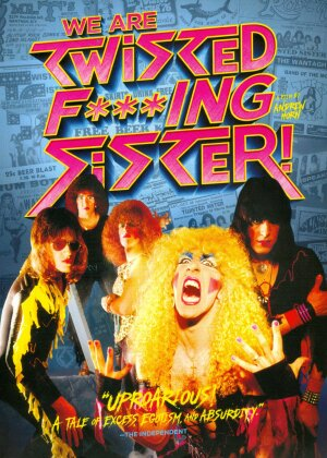 Twisted Sister - We Are Twisted Fucking Sister! (2014) (Collector's Edition, 2 DVD)