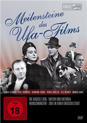 Meilensteine des UFA-Films (n/b, 4 DVD)