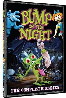Bump In The Night - The Complete Series (2 DVDs)