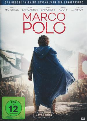 Marco Polo (1982) (Langfassung, 4 DVDs)
