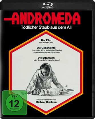 Andromeda - Tödlicher Staub aus dem All (1971) (s/w)
