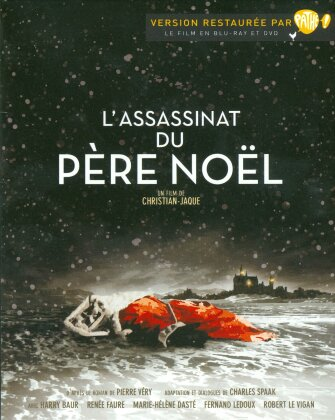 L'assassinat du Père Noël (1941) (n/b, Edizione Restaurata, Blu-ray + DVD)