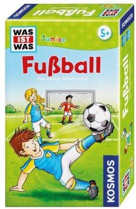 Was ist Was Junior - Fussball