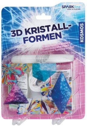 SPARKline - 3D-Kristallformen