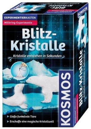 Mitbring-Experimente - Blitz-Kristalle
