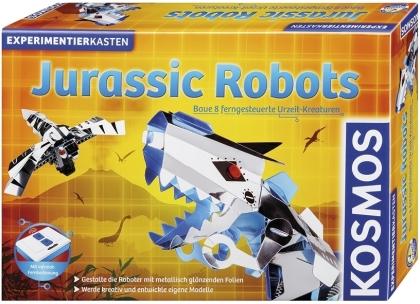 Experimentierkasten - Jurassic Robots