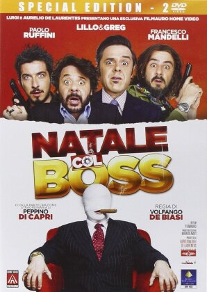 Natale col boss (2015) (Special Edition, 2 DVDs)