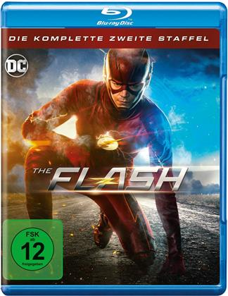 The Flash - Staffel 2 (4 Blu-rays)