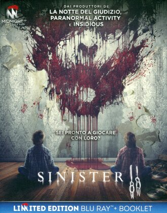 Sinister 2 (2015) (Limited Edition)