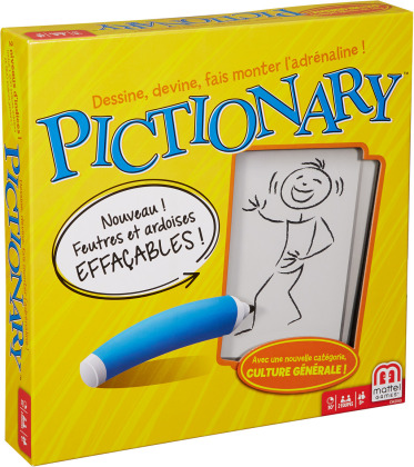 Pictionary Famille