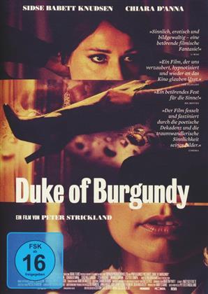 Duke of Burgundy (2014)