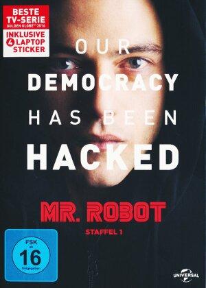 Mr. Robot - Staffel 1 (3 DVDs)