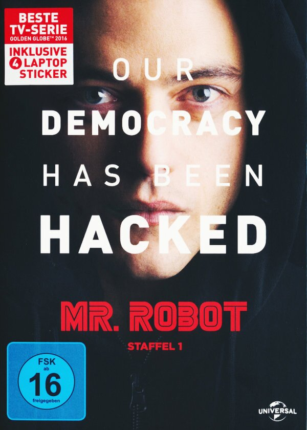 Mr. Robot - Staffel 1 (3 DVDs)