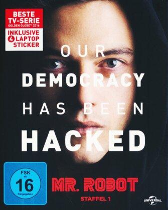 Mr. Robot - Staffel 1 (2 Blu-rays)