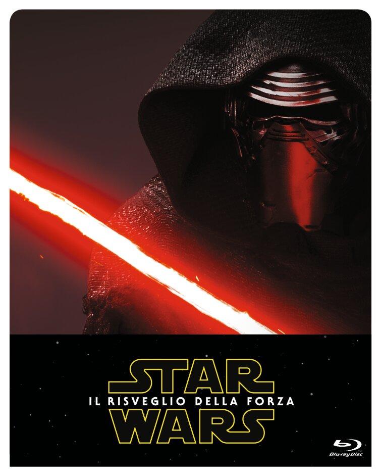 Star Wars - Episodio 7 - Il Risveglio della Forza (2015) (Limited Edition, Steelbook, 2 Blu-rays)