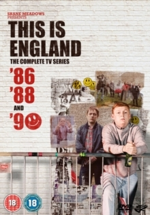 This is England - The Complete TV Series '86 '88 and '90 (4 DVDs)